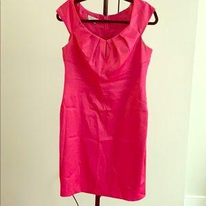 London Times pink dress 👗